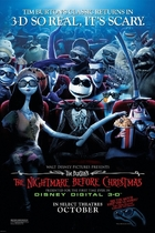 圣诞夜惊魂/The Nightmare Before Christmas (1993)
